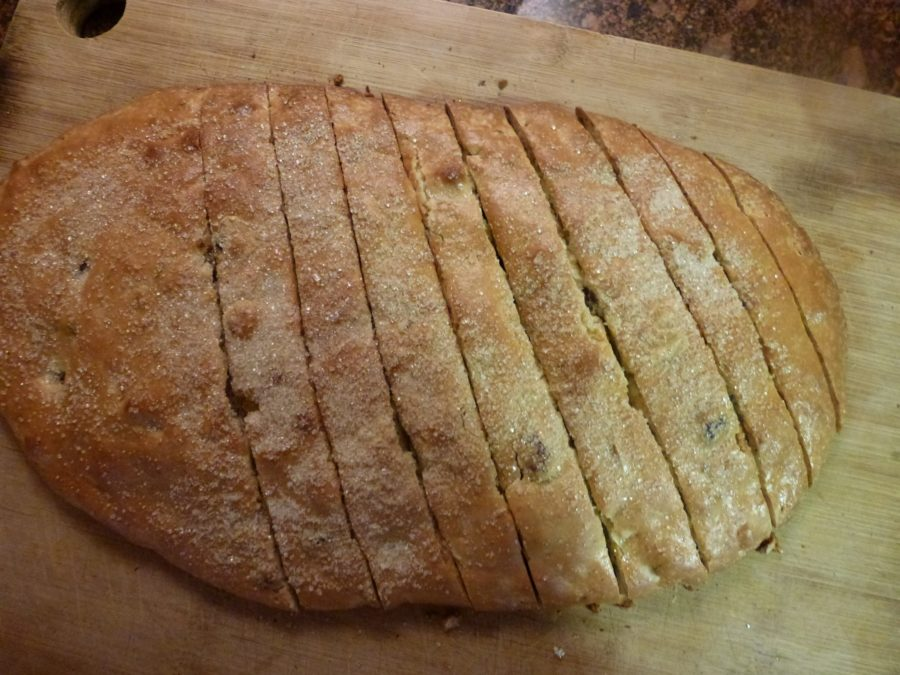 Biscotti première cuisson et en tranches