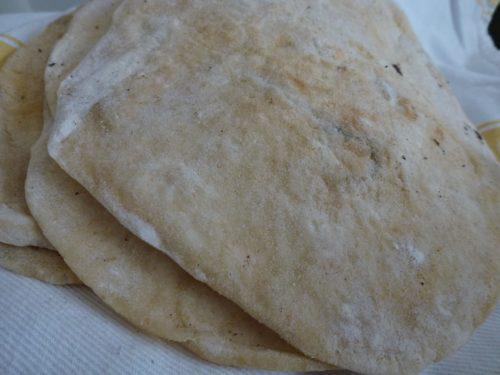 Fait maison tortilla