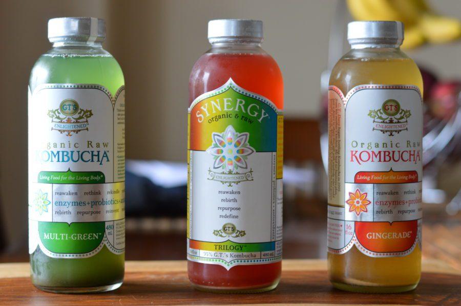 raw organic kombucha