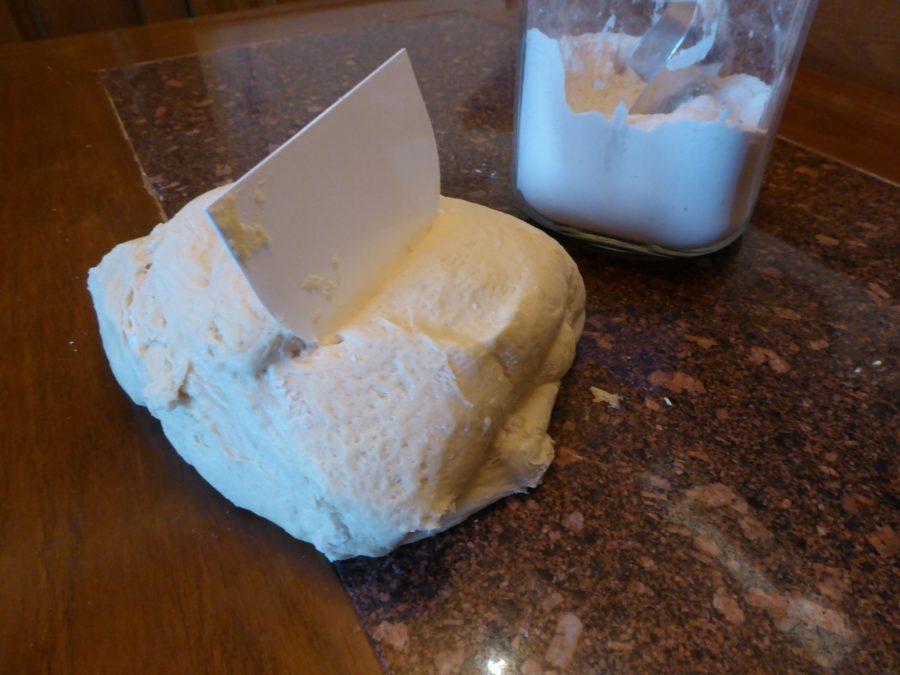 Beautiful Latschi dough