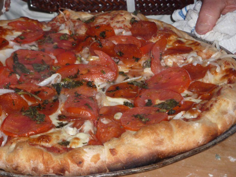 Pizza a la Giovanni