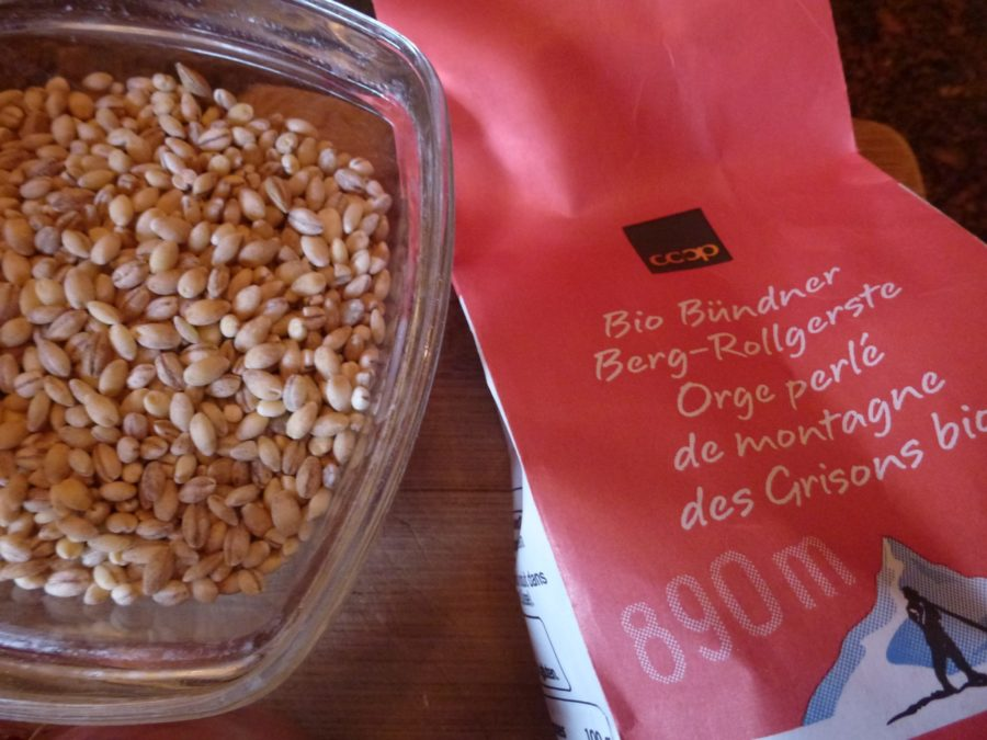 barley pack
