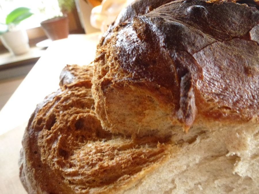 Beautiful St.Galler bread