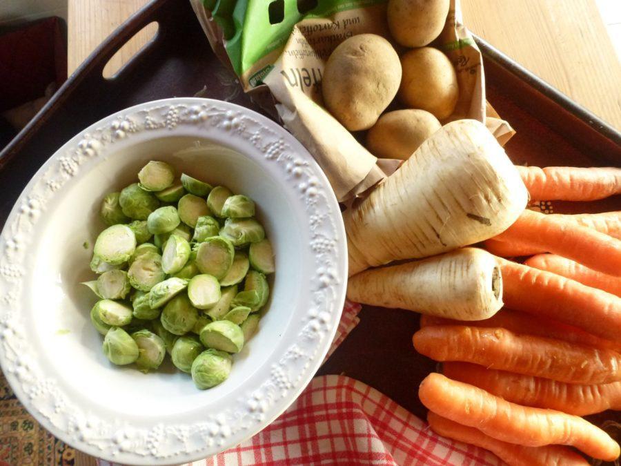 Seasons best vegetables