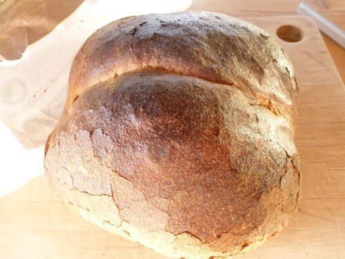 Lucerne bread - Weggen