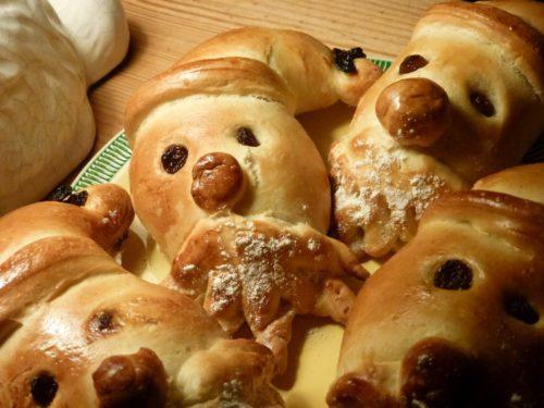 Samichlaus Brot