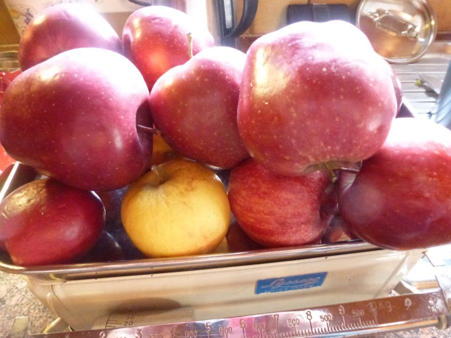 diverse le mele