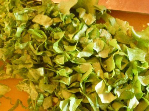 salad toping