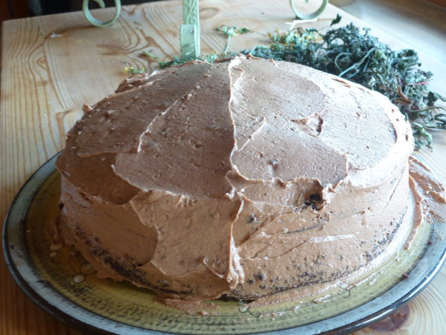 Aunt Beatty's Chocolate Cake