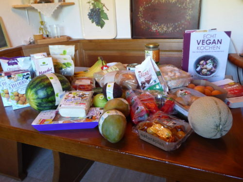 Vegan Shopping