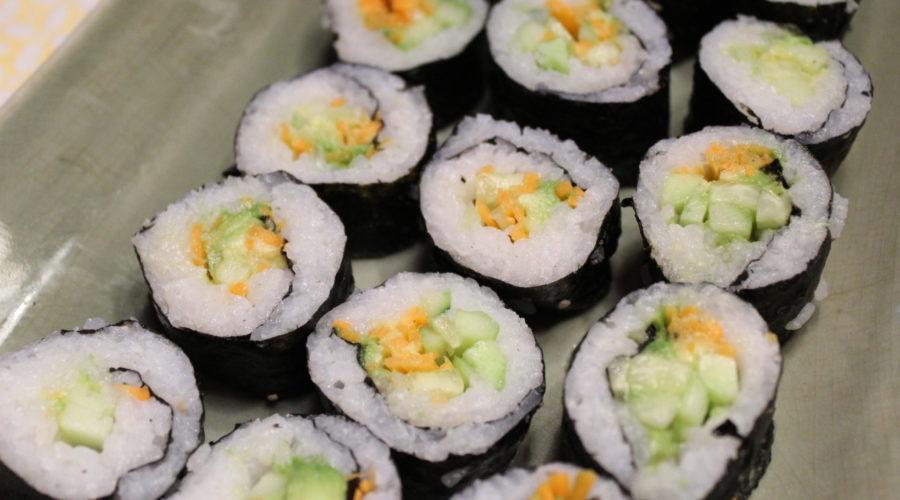 sushi by clara