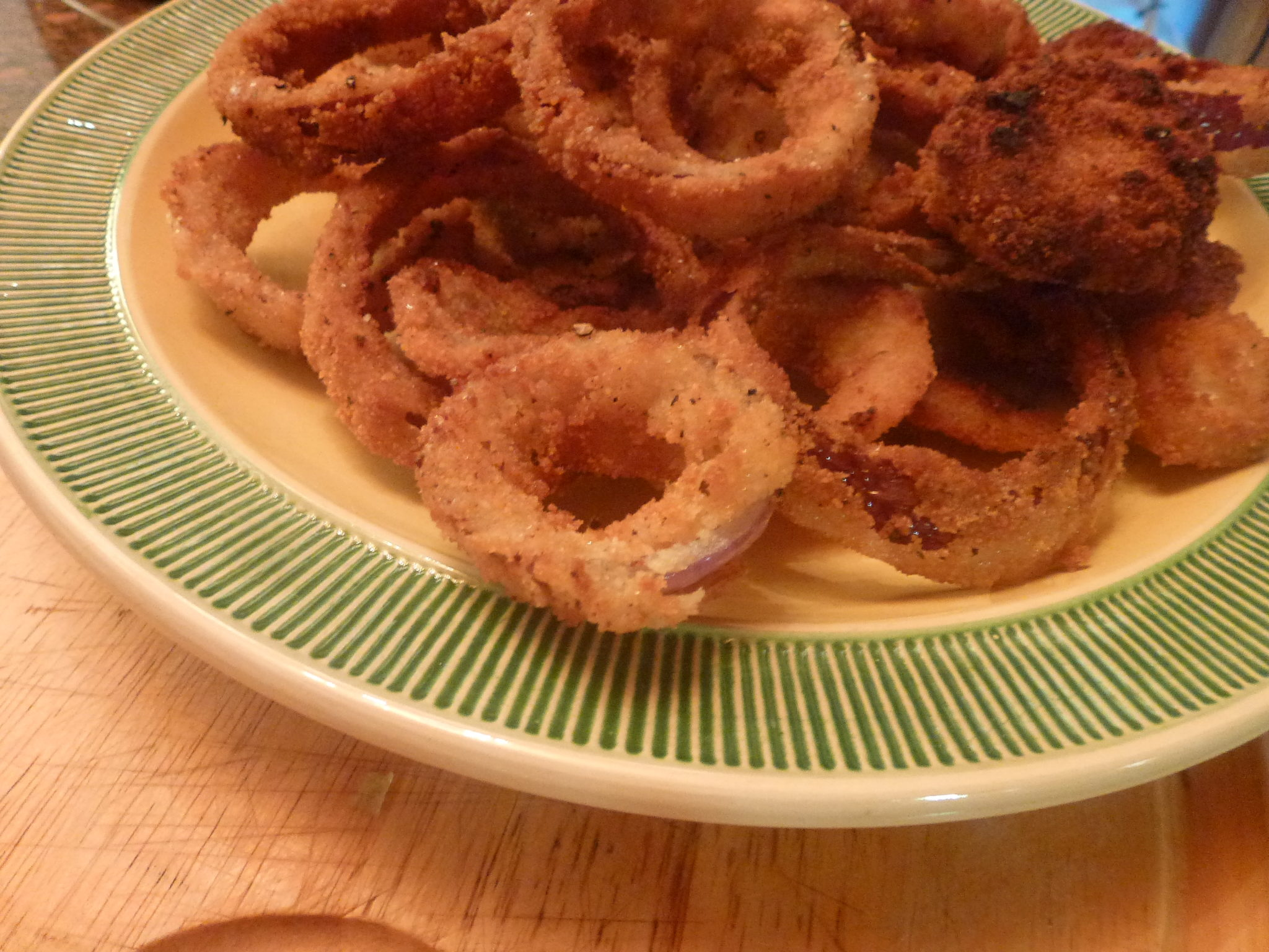 Onion Rings Vegan Style Teawea Heritage