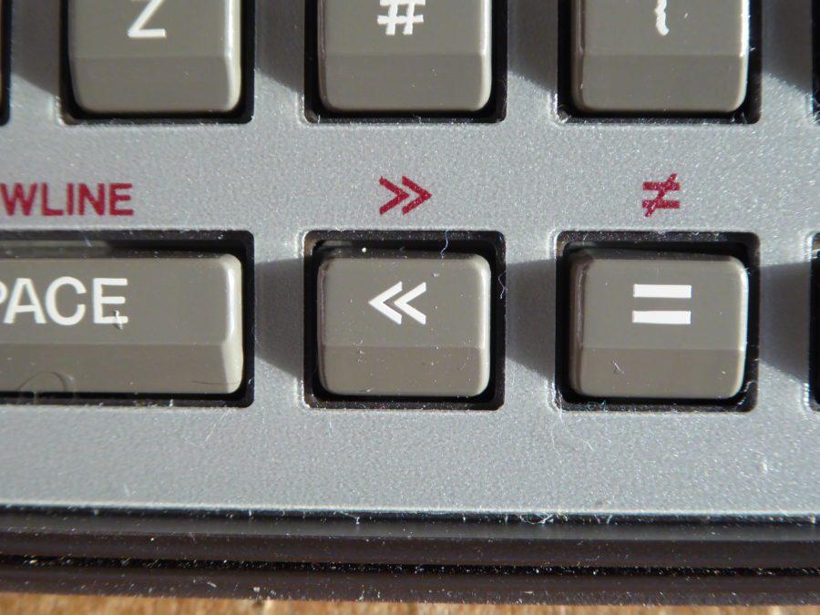 HP button to start a program