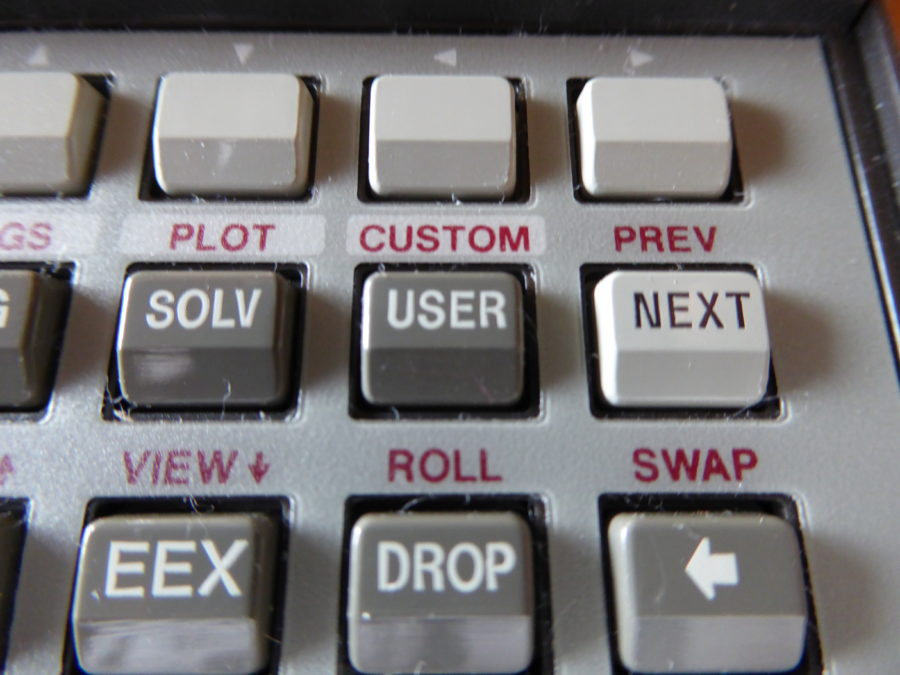 HP28S user button