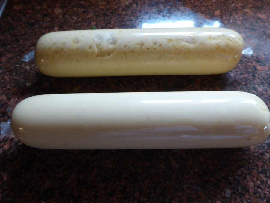 vegan cheese tubes
