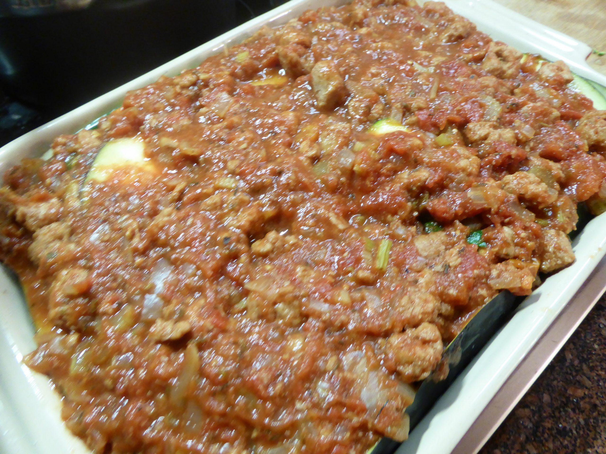 lasagne vegane pronte a cuocere