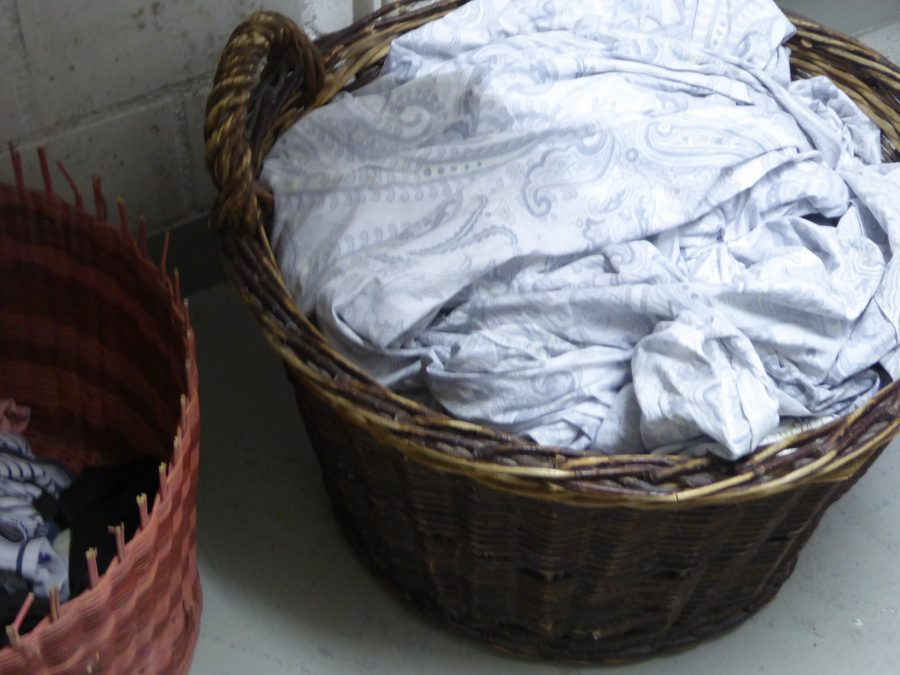 floor baskets