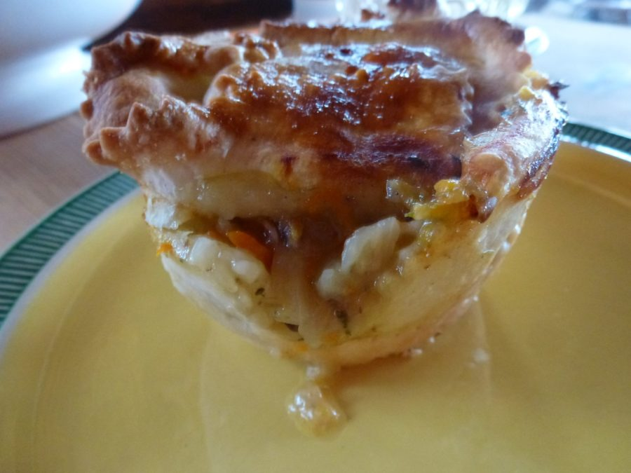 Mini Turkey Pot Pie