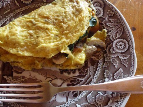 3-omlette d'oeuf