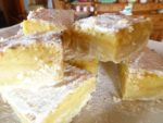 Poppy Pendle's Lemon Bars