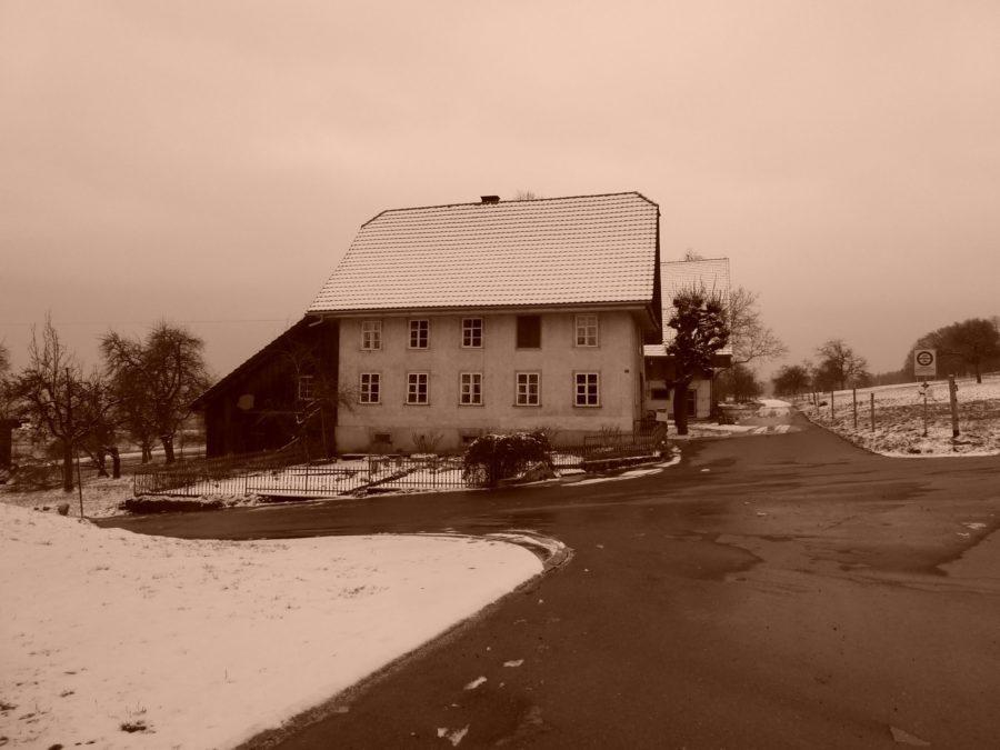 lovely old farm house