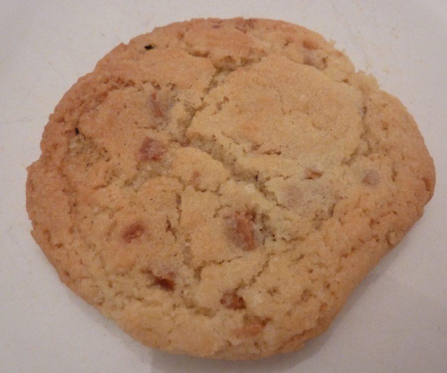 caramel chip cookie