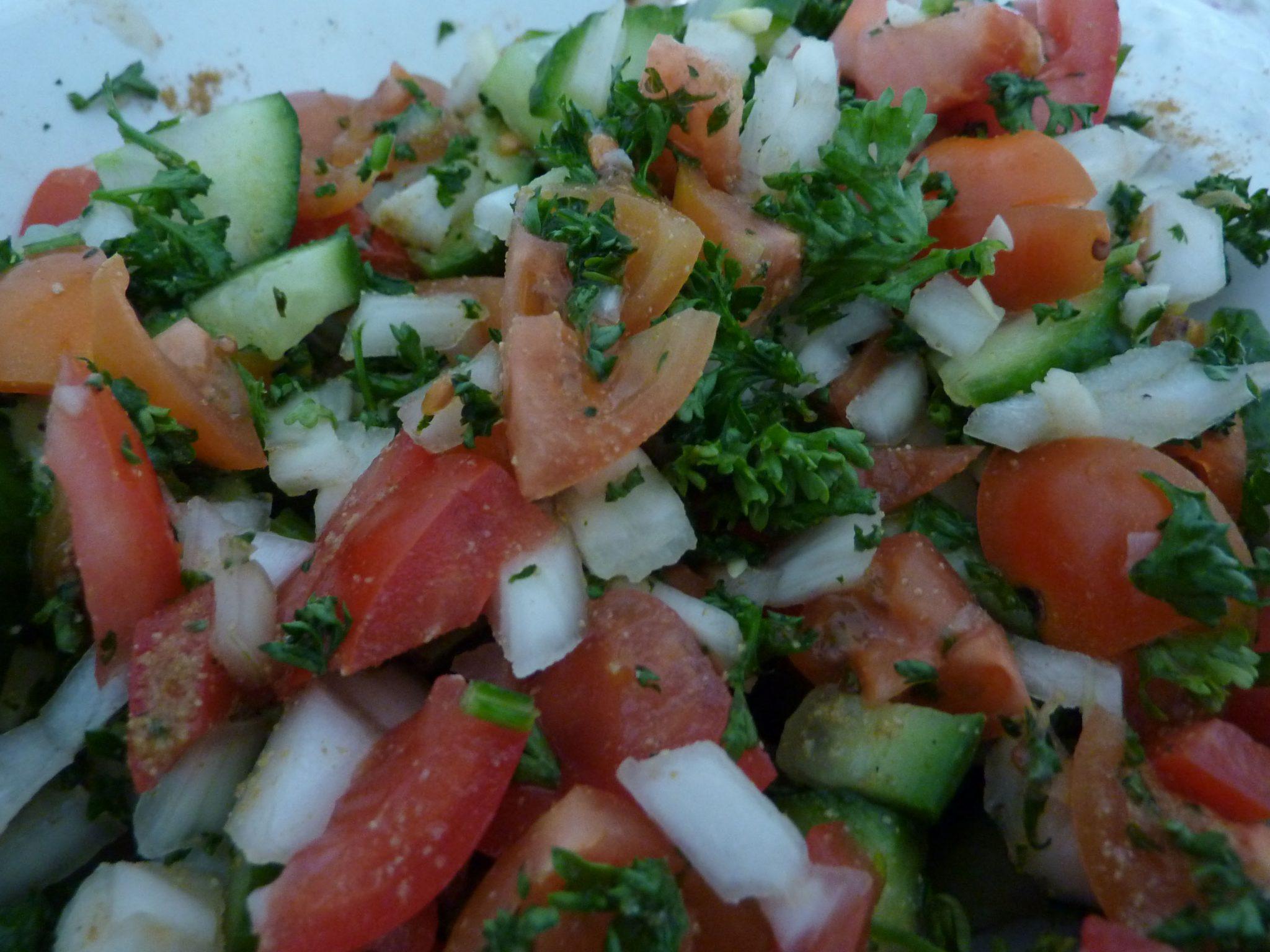salsa fraîche chutney
